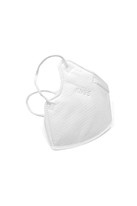 FFP2 (N95/KN95) 5 rétegű gyerekmaszk - FFP2 gyerekmaszk - 2 db - Fehér - Szelep nélküli