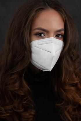 Legal Beauty FFP2 (N95/KN95) 7 rétegű maszk - szelep nélküli - fehér - 5 db