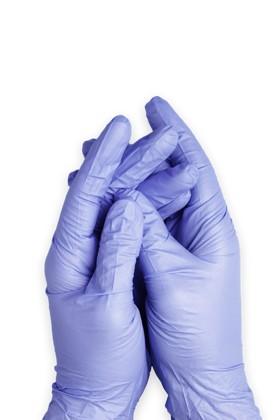 Legal Beauty Nitril kesztyű - Nitril kesztyű - Kék - XS