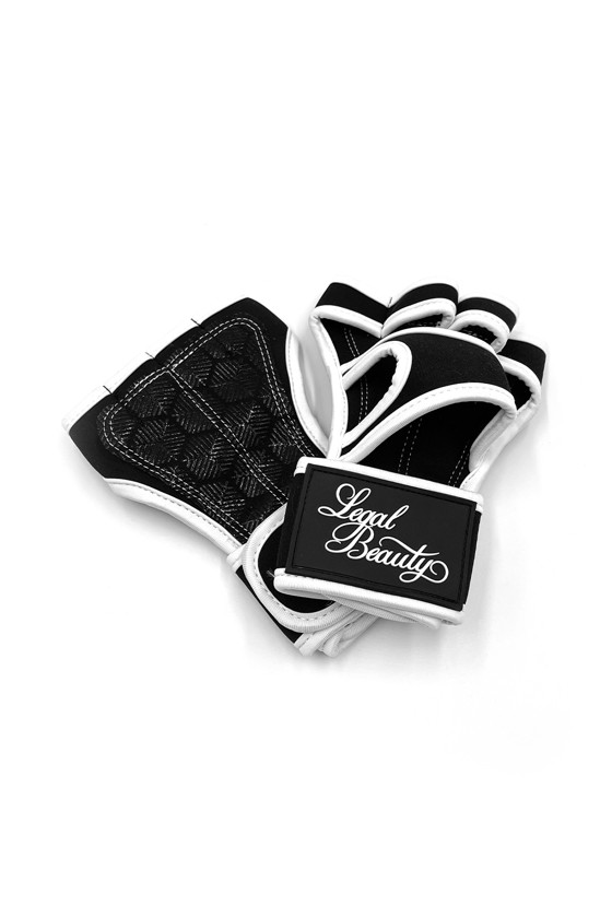 Women's sports gloves - Sports Gloves - White - S