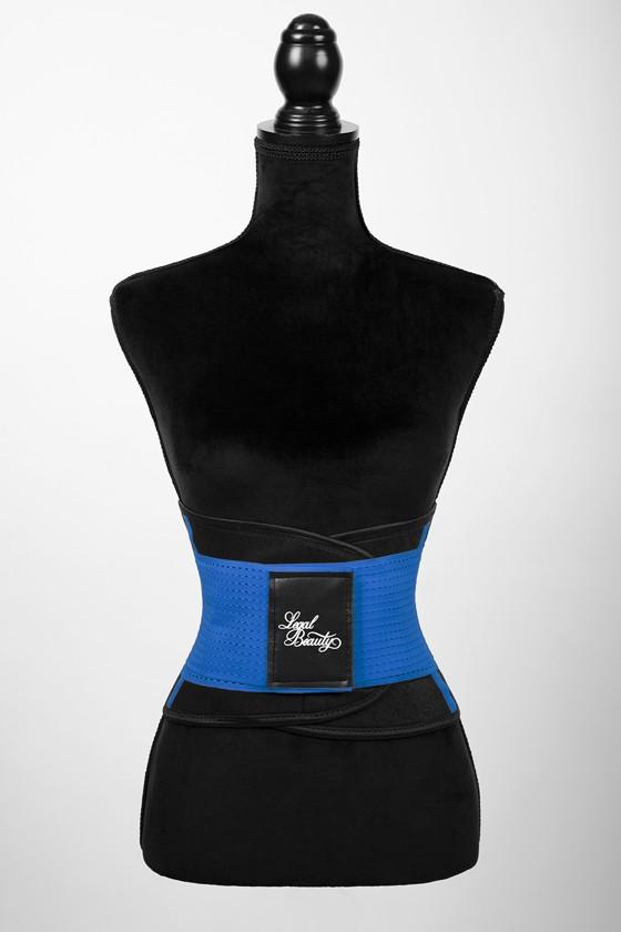 London - Sports Belt with Extra Waistband - Sky blue - M