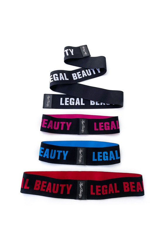 Legal Beauty Resistance band set - Medium - Resistance band - 1 set