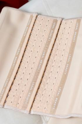 Méretbővítő hosszított - Méretbővítő - Nude (testszínű) - OneSize