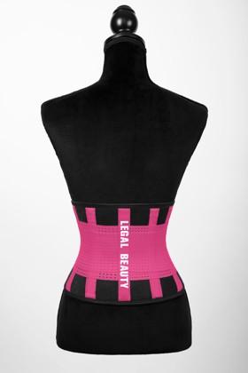 London - Sportöv extra derékpánttal - Barby rózsazsín - XS